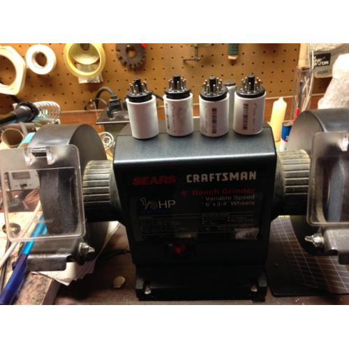 "Customer image:<br/>""inductor for regenerative receiver"""