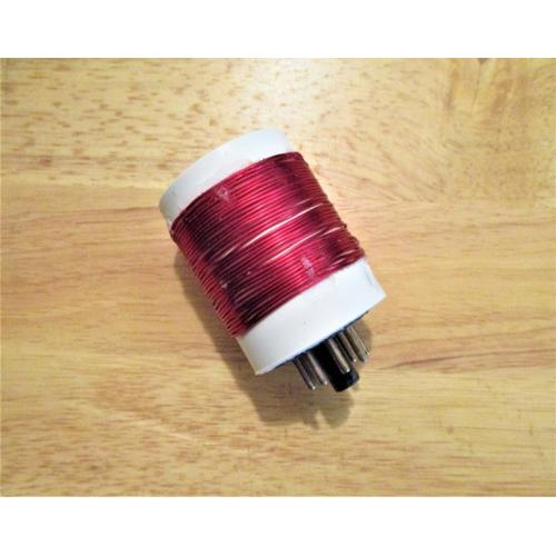"""Customer image:<br/>""""Used as base for an 80M coil form"""""""
