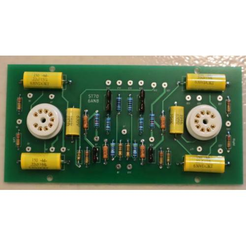 """Customer image:<br/>""""New circuit board for Dyna Stereo 70 amplifier"""""""