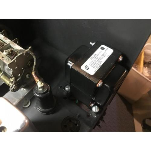 """Customer image:<br/>""""Installed in a Hallicrafters S19-R receiver. """""""