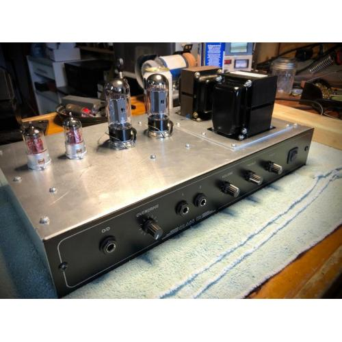 """Customer image:<br/>""""Exactly what I needed for this guitar amp kit."""""""