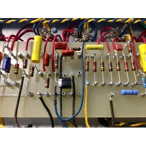 """Customer image:<br/>""""Used this Optocoupler to modify the tremolo circuit on a Fender AB763 Vibrolux Reverb"""""""