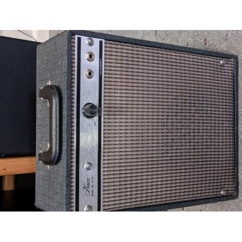 "Customer image:<br/>""Restored knox amp"""