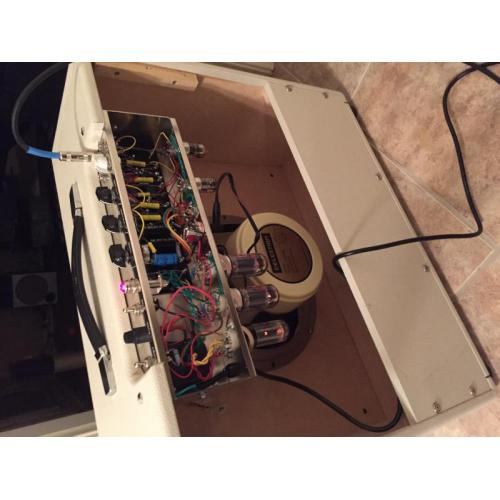 """Customer image:<br/>""""Installed in a Morgan cabinet"""""""