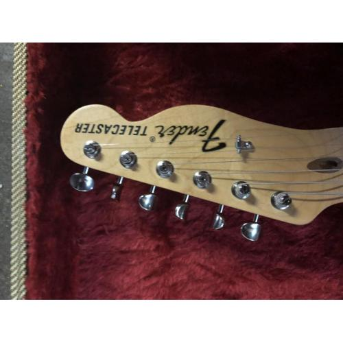 "Customer image:<br/>""Tuners on fender tele"""