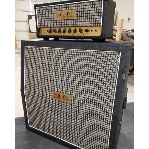 "Customer image:<br/>""20 watt Plexi type amp"""