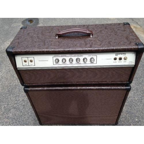 "Customer image:<br/>""C&amp;W Tolex w/Acoustone P2710 Grillecloth"""