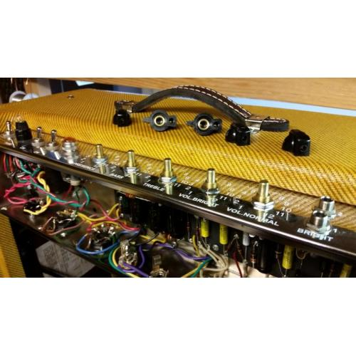 "Customer image:<br/>""&#039;59 5E5-A Pro-Amp CTS Controls"""