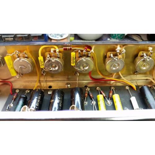 "Customer image:<br/>""&#039;59 5E5-A Pro-Amp CTS 1M J-taper"""