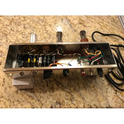 """Customer image:<br/>""""5F2A build using 5F1 turret board"""""""