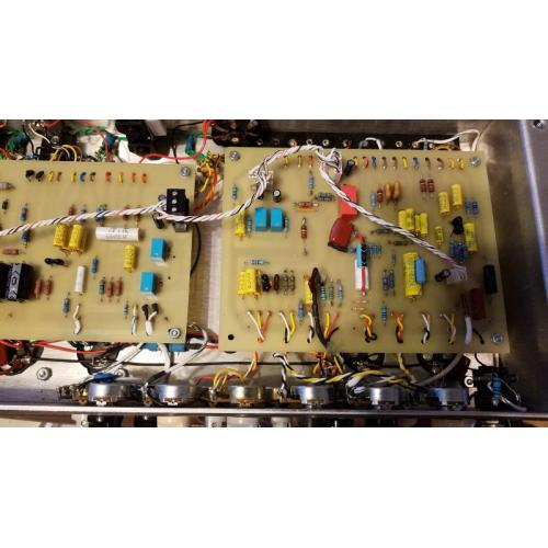 "Customer image:<br/>""Preamp (and some of the PI driver) board of the amp I build."""
