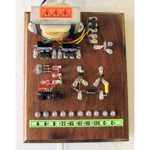 "Customer image:<br/>""AES Power Supply KK9U"""