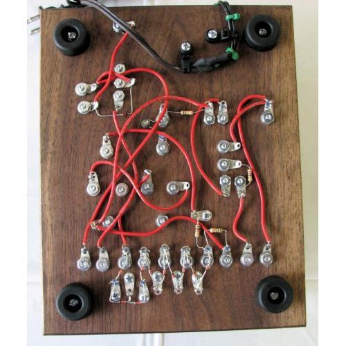 "Customer image:<br/>""AES Power Supply ,Bottom KK9U"""