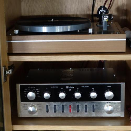 "Customer image:<br/>""A 51 year old C11 sounds as beautiful as ever with new AES tubes"""