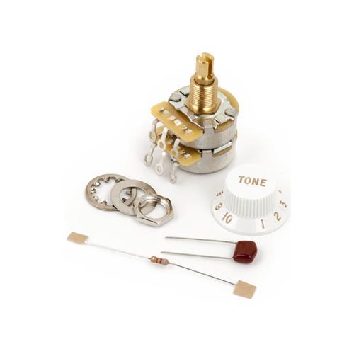 Potentiometer - Fender®, 250kΩ, Tone Control, for Tele / Strat image 2
