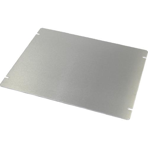 "Cover Plate - Hammond, Aluminum, 10"" x 8"" image 1"