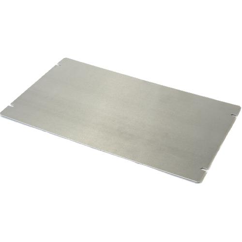 "Cover Plate - Hammond, Aluminum, 12"" x 7"", 20 Gauge image 1"
