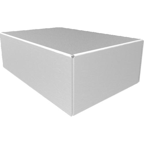 "Chassis Box - Hammond, Aluminum, 6"" x 4"" x 2"" image 2"