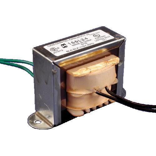 Transformer - Hammond, Low Voltage / Filament, Open, 24 V no tap image 1