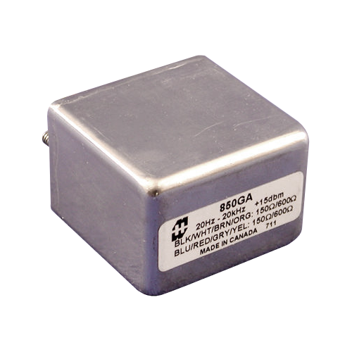 Transformer - Hammond, Audio Broadcast Quality, 800A Series image 1