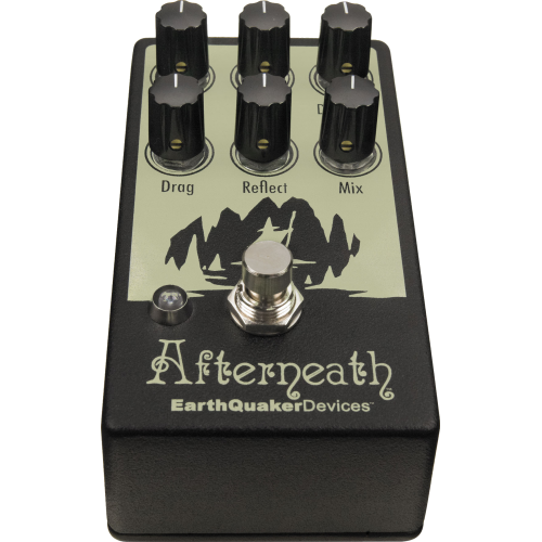Effects Pedal – EarthQuaker Devices, Afterneath™, Otherworldly Reverberator image 4