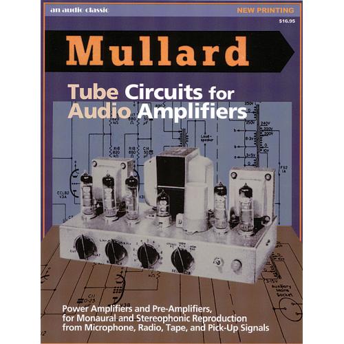 Mullard Circuits for Audio Amplifiers image 1