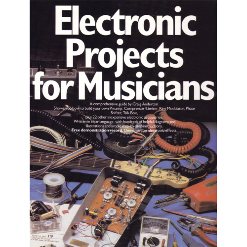 Electronic Projects for Musicians image 1