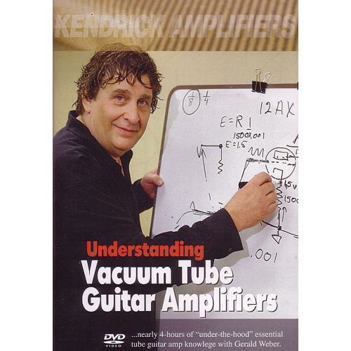 DVD - Understanding Vacuum Tube Guitar Amplifiers image 1