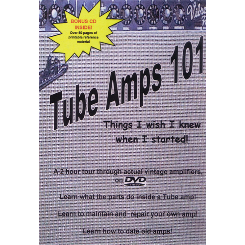 DVD - Tube Amps 101 image 1