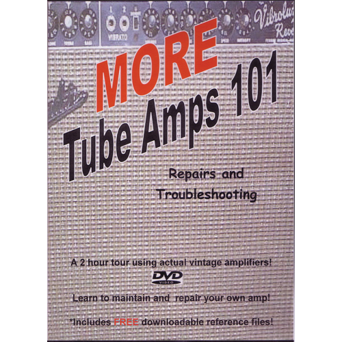 DVD - More Tube Amps 101 image 1