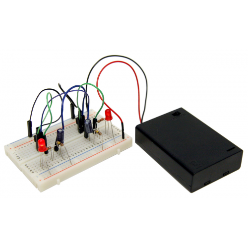 Kit - BusBoard, Junior Genius Blinky Lights Kit image 2