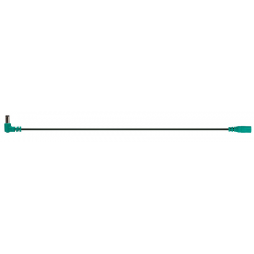 Cable - Power All, Green Right Angle Line-6 Extension Jumper image 3