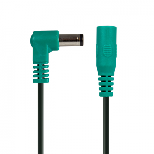 Cable - Power All, Green Right Angle Line-6 Extension Jumper image 4