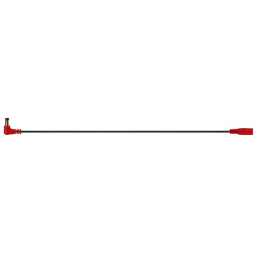 Cable - Power All, Red Right Angle Reverse Polarity Jumper image 2
