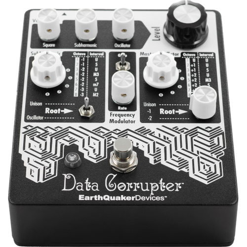 Effects Pedal – EarthQuaker Devices, Data Corrupter™, Monophonic Harmonizing PLL image 2