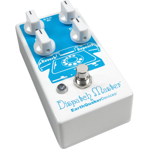 Effects Pedal – EarthQuaker Devices, Dispatch Master™, Digital Delay & Reverb image 3