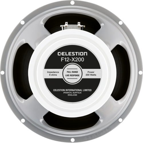 "Speaker - Celestion, 12"", F12-X200, 200W, 8Ω image 1"