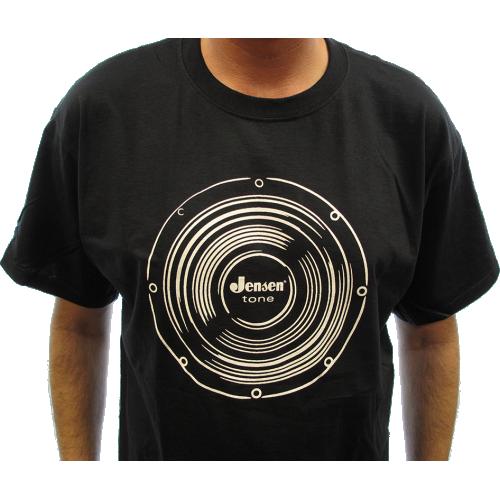 Shirt - Black with Jensen Logo image 2