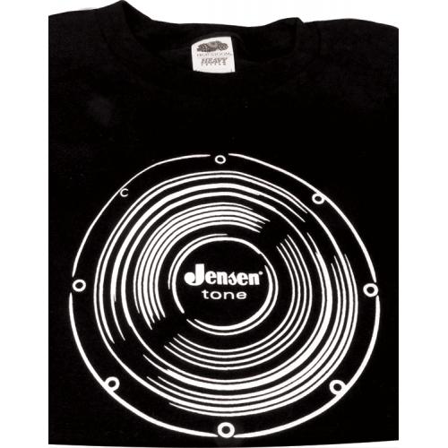 Shirt - Black with Jensen Logo image 1