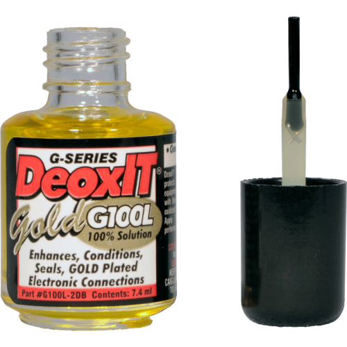 DeoxIT® Gold - Caig, Brush Applicator image 1