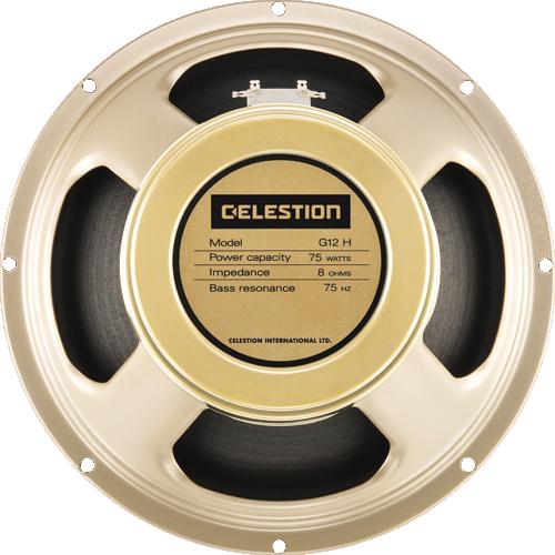 "Speaker - Celestion, 12"", G12H-75 Creamback, 75W image 1"