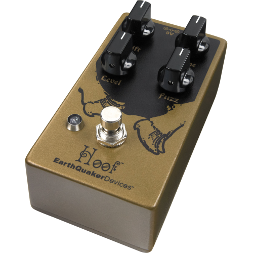 Effects Pedal – EarthQuaker Devices, Hoof™, Hybrid Fuzz image 2
