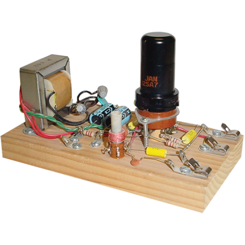 Kit - Pine Board Wireless Transmitter image 1