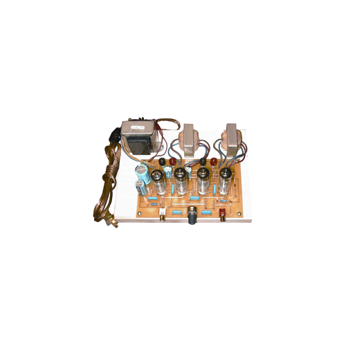 Amp Kit - Stereo Integrated Tube Amplifier image 1