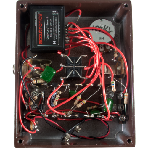 Effects Pedal Kit - MOD® Kits, The Verb Deluxe, Digital Reverb image 3