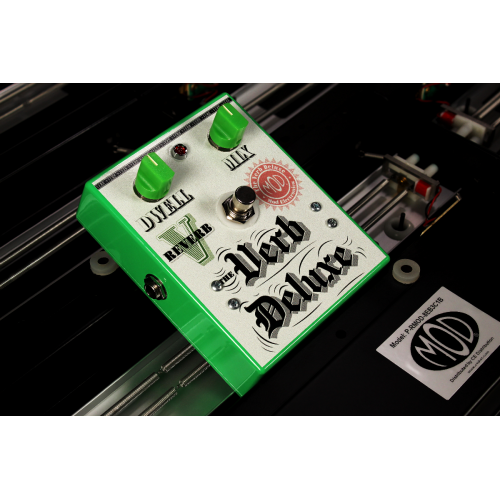 Pedal Kit - Mod® Electronics, The Verb Deluxe, Digital Reverb image 3