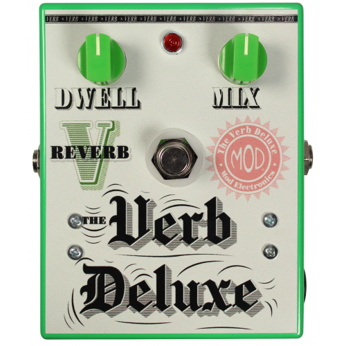 Pedal Kit - Mod® Electronics, The Verb Deluxe, Digital Reverb image 1