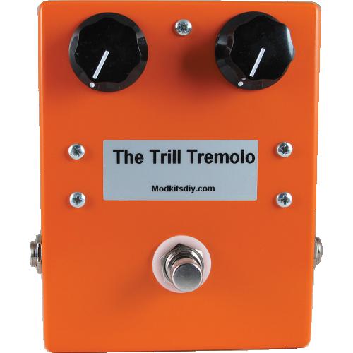 The Trill Tremolo, Tremolo Tone Pedal Kit image 3