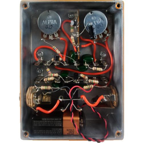 The Trill Tremolo, Tremolo Tone Pedal Kit image 2