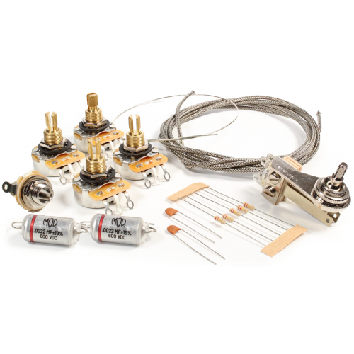 Guitar Wiring Upgrade Kit - Mod® Electronics, ES-335 Standard image 1